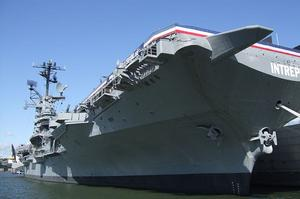 Visit USS Intrepid Sea-Air-Space Museum, NYC