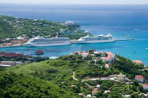 Cruise U.S. Virgin Islands (USVI)