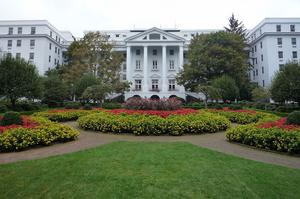 Stay at The Greenbrier & See The Bunker, West Virginia