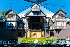 Attend Oregon Shakespeare Festival (OSF), Ashland, Oregon