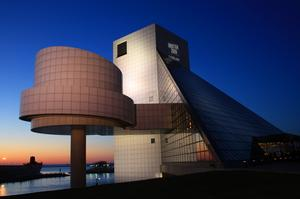 Visit Rock and Roll Hall of Fame, Cleveland, Ohio