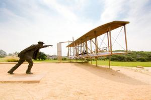 Visit Wright Brothers National Memorial, Kill Devil Hills, North Carolina