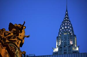 Visit Chrysler Building, NYC
