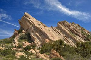 Explore Vasquez Rocks, California