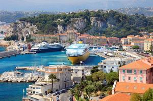 Cruise the French Riveria