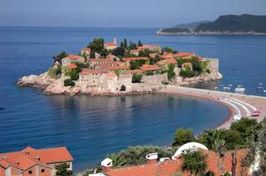 Stay or Dine at Sveti Stefan Resort, Montenegro