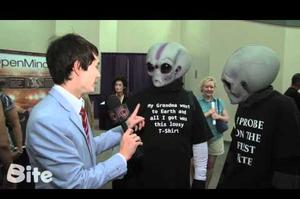 Attend the Roswell UFO Festival, New Mexico
