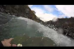 Riverboarding on the Kawarau River, Queenstown, New Zealand
