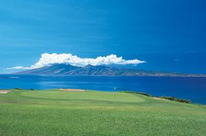 Golf Kapalua Plantation & The Bay Courses, Maui, Hawaii