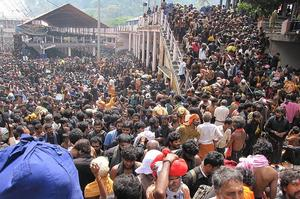 Attend Pilgrimage to Sabarimala, India