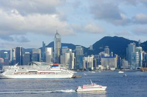 Cruise to Hong Kong