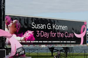 Participate in the Breast Cancer 3-Day Walk