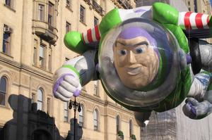 Attend Macy's Thanksgiving Day Parade, NYC