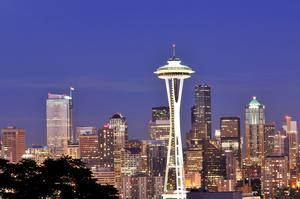 Visit Space Needle, Seattle, Washington