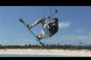 Windsurfing or Kitesurfing Turks and Caicos, Carribean