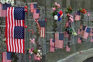 Visit Vietnam Veterans Memorial, Washington, D.C.
