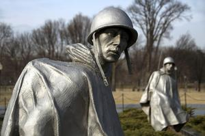 Visit Korean War Veterans Memorial, Washington D.C.