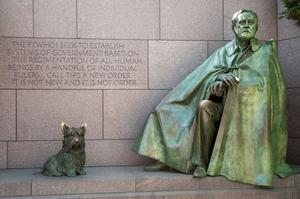 Visit Franklin Delano Roosevelt (FDR) Memorial, Washington D.C.