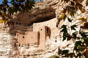 Visit Montezuma Castle National Monument, Arizona