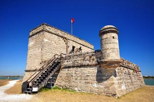 Visit Fort Matanzas National Monument, St. Augustine, Florida