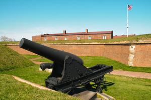 Visit Fort McHenry, Baltimore, Maryland