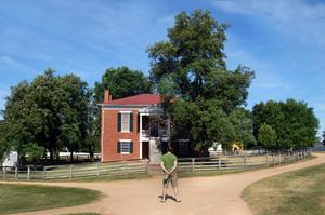 Visit Appomattox Court House National Historical Park, Virginia
