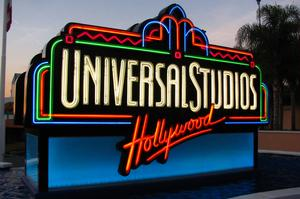 Experience Universal Studios, Hollywood, California
