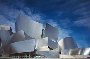 Visit Walt Disney Concert Hall, LA, California