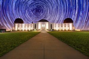 Visit Griffith Observatory, California