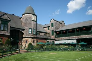Visit International Tennis Hall of Fame, Newport, Rhode Island
