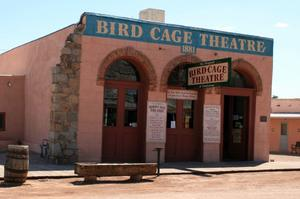 Visit Bird Cage Theatre, Tombstone, Arizona		