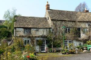Visit Ancient Ram Inn, Gloucestershire, England			