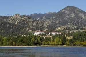 Stay at The Stanley Hotel, Estes Park, Colorado			