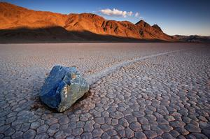 "See ""Sailing Stones"" at Racetrack Playa, Death Valley National Park"