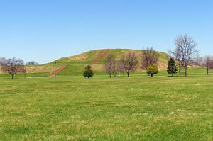 Visit Cahokia Mounds State Historic Site, Illinois (UNESCO site)