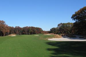 Golf at Bethpage State Park, Farmingdale, New York