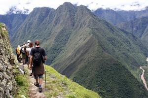 Trek the Inca Trail to Machu Picchu, Peru