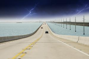 Drive the Seven Mile Bridge (Overseas Highway), Florida