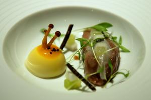 Dine at The Fat Duck, Berkshire, England