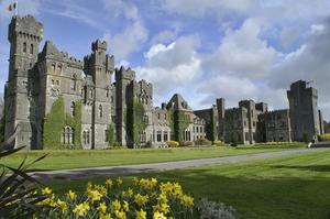 Stay at Ashford Castle, Ireland