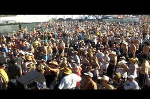Attend the Stagecoach Country Music Festival, California
