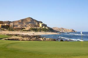 Golf in Cabo San Lucas, Baja California, Mexico