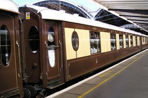 Ride the Venice-Simplon Orient Express, London-Venice
