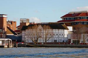 See Shakespeare's Globe, London Borough of Southwark