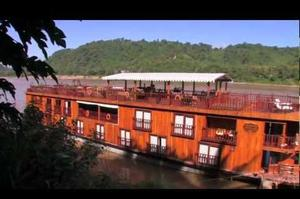Cruise the Upper Mekong, Laos