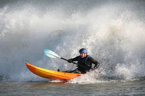 Go Kayak Surfing
