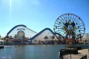 Visit Disney California Adventure Park, California