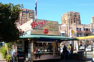 Dine at Harry's Cafe de Wheels, Sydney