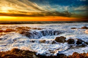 See Thor's Well & Devil's Churn, Cape Perpetua, Oregon