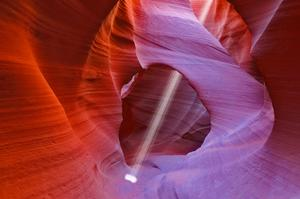 Hike Antelope Canyon, Arizona
